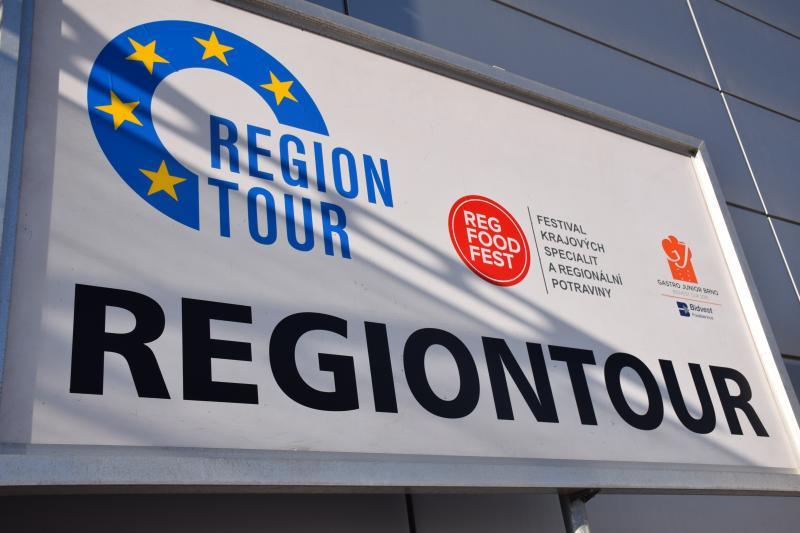 Kraje se představily na  veletrhu REGIONTOUR 2016